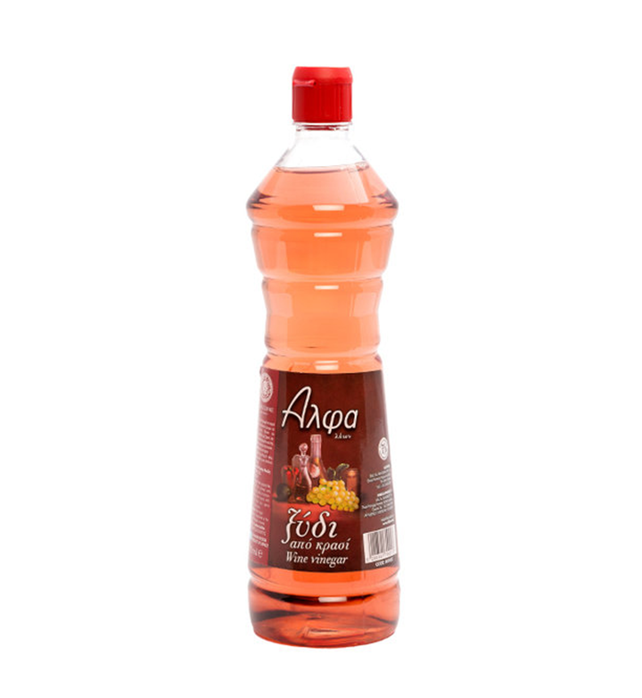ALFA LEONE ESSIG PET 390ML