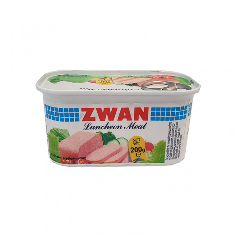 ZWAN SCHINKEN 200GR IN METALLBOX